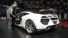 Fab Design McLaren MP4 12C...supposedly Fab Design managed to increase power by around 90bhp using a stainless steel sports exhaust and some electronic meddling... hmmm.. Top Gear I agree: Sure.