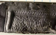 Anglo-Saxon knife sheath Item # E122:334 National Museum of Ireland
