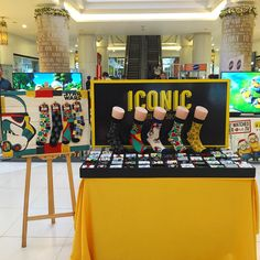 """Another Star Wars socks pop up here at The Eastwood Mall. We'll be here til Sunday! See ya! """