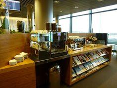 """""""VIP Lounge"""" Luxembourg Aeroporto, Novembre"""