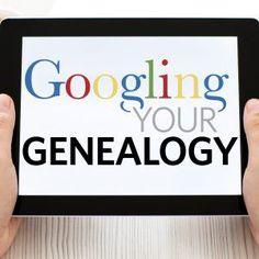 Googling Your Genealogy