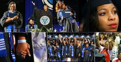 Emotions overflowed at Spelman College's 127th commencement. The Atlanta Journal Constitution has some great pics here. More photos from commencement and other recent events via Inside Spelman's photo gallery.