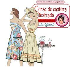 Blog de bordado, diseño de bisutería, bolsos y moda. Tutoriales y patrones para las amantes del estilo vintage.