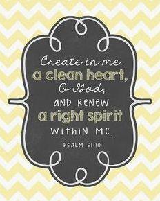 Bible Verse: Heart