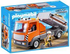 Playmobil G-7 Pompier Figure City Action sauvetage Modern Dollhouse