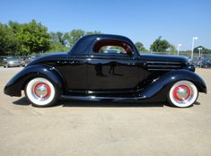 1936 Ford 3 Window Coupe - 8