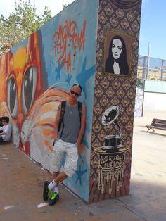 Streetart @ Barcelona
