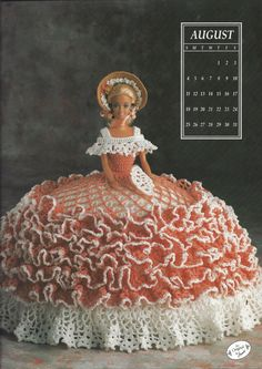 The Antebellum Collection Annies Calendar by KnitKnacksCreations