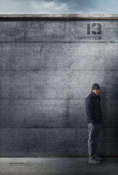 A winning mentor... Haymitch Abernathy, formerly of District 12. #OurLeaderTheMockingjay