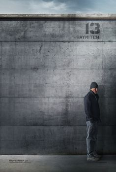 A winning mentor... Haymitch Abernathy, formerly of District 12. #OurLeaderTheMockingjay