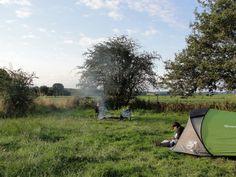 Kamperen op een geitenboerderij - Belgische Ardennen - Durbuy