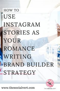 We're running over the top three reasons romance writers need to use Instagram Stories to blow open their brand building strategy, grow your tribe and earn more cash!