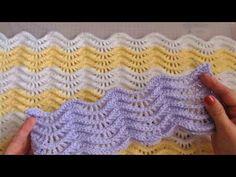 Crochet Dog Sweater Free Pattern, Crochet Blanket Tutorial, Easy Crochet Blanket, Crochet Blankets, Free Crochet, Crochet Afghans, Baby Blankets, Knit Crochet, Crochet Stitches Patterns