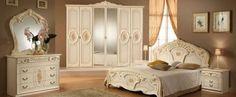 Kamar Set Mewah Putih Duco | Harga | Terbaru | Mebel Jepara | Wijaya Jati Mebel