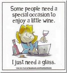 Wine funnies (2) (9 pieces)