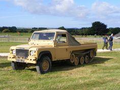 Land Rover Centaur