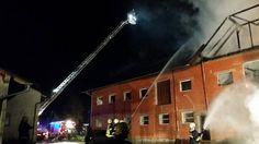 14 Feuerwehren bei Großbrand in Waldneukirchen im Einsatz - meinbezirk.at