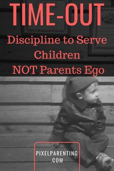 Saving Time-Out: Teaching Tool or Ineffective Discipline - Pixel Parenting - Timeout Toddler Advice, Small chairs, Timers, and Corners Oh my! What have we made time out for tod - Foster Parenting, Parenting Books, Gentle Parenting, Parenting Quotes, Parenting Advice, Kids And Parenting, Time Out For Toddlers, Motivation For Kids, Toddler Behavior