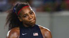 Image copyright                  Getty Images Image caption                                      La número uno del mundo fue derrotada por la ucraniana Elina Svitolina en la tercera ronda de los Olímpicos.                                Serena Williams, la número uno del mundo en tenis, se va con las manos vacías de las Olimpiadas de Río. La campeona en Londres 2012 perdió su partido de tercera ronda ante la sorprendente ucraniana Elina