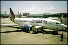 TransBrasil Airliners 2001 International Airport Guarulhos