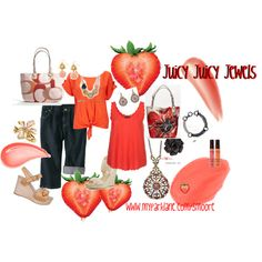 Juicy Juicy Jewels, created by sdmoore