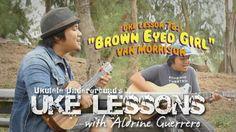 Uke Lesson 78 - Brown Eyed Girl on Vimeo
