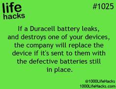 Life Hacks #1025