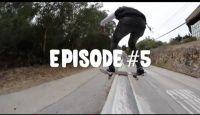 Seguinda a sequencia de vídeos da Ride Channel com Mike Vallely, esta semana lançado o vídeos em que o lendário skatista Mike V e seu skate se encontram com Jason Adams para discutir sua arte e com a participação de Israel Forbes.