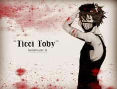 I only did this in request to a friend from facebook: Check out her page: www.facebook.com/CreepypastaCl… Although can anyone tell me were to read Toby's story? I only know the game ver. one...