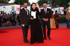 Niki Karimi Photos: Closing Ceremony and 'Lao Pao Er' Premiere - 72nd Venice Film Festival