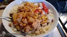 Szecsuáni édes savanyú csirke Oatmeal, Breakfast, Food, The Oatmeal, Morning Coffee, Rolled Oats, Essen, Meals, Yemek
