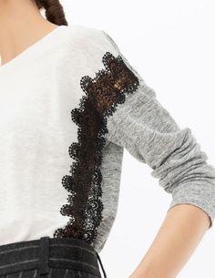 Joy Top - T-shirts - Sandro-paris.com