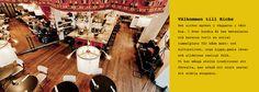 I över hundra år har matsalen och barerna på Riche varit en social tummelplats för både makt- och kultureliten, unga hippa, gamla rävar och alldeles vanligt folk. Riche har många stolta traditioner att förvalta, men också ett stort ansvar att aldrig stagnera.