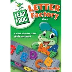 This DVD is AMAZING for teaching your 2-4 year old their letter sounds! My 3 year old son learned them in a week, after us working together and struggling with them all year. It was just what he needed.
