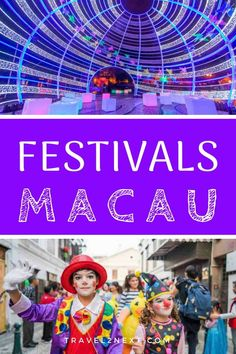 Guide to festivals and events in Macao. You know that a city deserves to be called a city of festivals when theres at least one festival amonth. China Travel, Japan Travel, Celebration Around The World, Festivals Around The World, Worldwide Travel, Culture Travel, World Cultures, Travel Inspiration, Traveling By Yourself