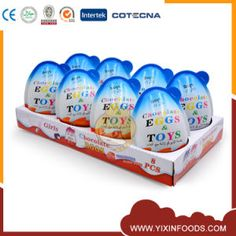China Big Boys & Grils Toy with Candy Chocolate Egg, Find details about China Candy, Chocolate Egg from Big Boys & Grils Toy with Candy Chocolate Egg - Shantou Yixin Food Co. Egg Storage, Ginger Drink, Plastic Shelves, Your Message, Box Packaging, Big Boys, China, Candy, Chocolate
