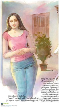 Potrait Painting, Sexy Painting, Painting Of Girl, Girl Drawing Sketches, Cartoon Girl Drawing, Girl Sketch, Indian Women Painting, Indian Art Paintings, Beautiful Fantasy Art
