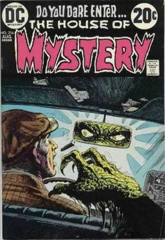 House of Mystery 216 - Luis Dominguez