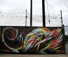 Graffiti Artist - Shida