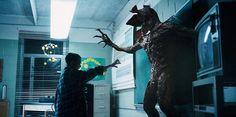 Stranger Things: Eleven vs. The Demogorgon