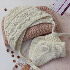 Baby Hats Knitting, Knitting For Kids, Baby Knitting Patterns, Knitted Hats, Crochet Patterns, Crochet Gifts, Crochet Yarn, Baby Shoes Pattern, Cross Stitch Art