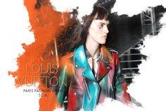 #pfw #Paris #FashionWeek #SS16: #LouisVuitton #fashion