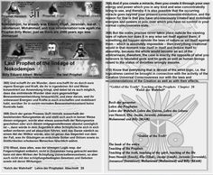 368) And if you create a miracle, then you create it through your own energy and power which you in any kind and wise concentratedly bring to use, and thereby it is also possible that the occurring miracle goes beyond your present consciousness-evolution, and the reason for this is that you have unconsciously created and mobilised energies and powers in you, over which you have no control in your normal consciousness-state.   369) But the entire process never takes place outside the existing…
