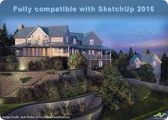 V-Ray 2.0 for SketchUp Update Now Available - Now with SketchUp 2016 Support