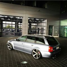 Audi Wagon, Audi S4, Car Restoration, Vw Passat, Audi Cars, Station Wagon, Ford Focus, Custom Cars, Cars And Motorcycles