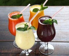 Sucos para desentoxicar, hidratar, dar energi. Detox, energizante, e hidratante appeared first on Dri Saudavel
