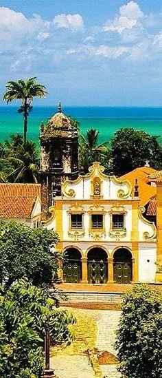 Olinda - Brasil - Foto: @pallomittas