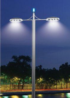 corruption in led street lighting fixtures