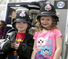 Nearly 700 visitors came through the doors of our Force Museum today, 12 August 2014, on the latest of our summer open days. Along with all the regular attractions we had a visit from our Road Policing Unit and Domestic Violence Unit with staff and officers on hand to answer questions about their work.The next open day is this Thursday, 14 August 2014. www.gmpmuseum.co.uk