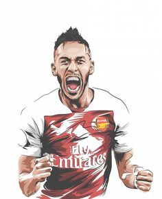 Football Hits, Real Madrid Football, Football Love, Football Design, Arsenal Football, Football Team, Aubameyang Arsenal, Soccer Stars, Football Wallpaper